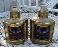 nautical lamps lighting u0026 lamp shades