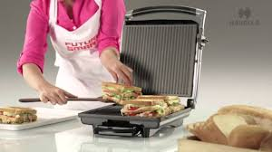 4 Slice Bread Toaster Havells Toastino 4 Slice Sandwich Grill Demo Youtube