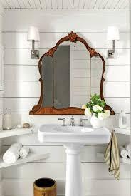 Wood Framed Bathroom Vanity Mirrors Bathrooms Design 65 Most Magnificent Mirror Pics In Washroom