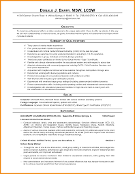 Example Social Work Resume by Social Worker Resume Sample Resume For Your Job Application