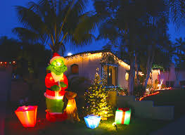the grinch christmas lights christmas in san diego san diego scenic photos