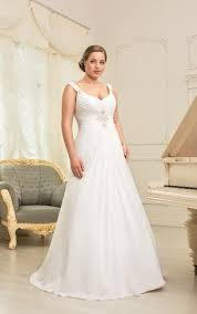 affordable plus figure wedding dress with colors cheap large size