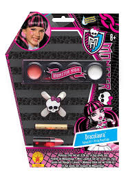 amazon com monster high make up kit draculaura toys u0026 games