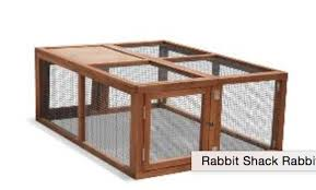 Rabbit Shack Hutch Rabbit U2013 Poochdvd