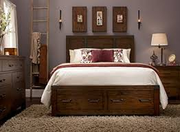 Bed And Nightstand Bedroom Furniture Raymour U0026 Flanigan