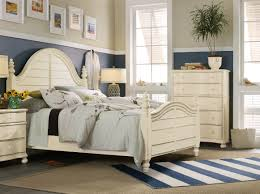 Wood Panel Bed Frame by Hooker Furniture Bedroom Sandcastle Queen Wood Panel Bed 5900 90150 Wh