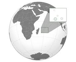 Where Is Africa On The Map by Maps Of Mauritius Detailed Map Of Mauritius In English Tourist