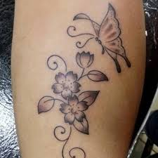 magnificent vine 3 vine leg on tattoochief com