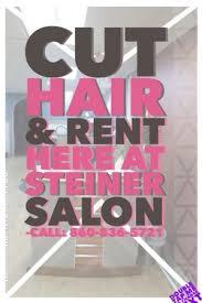 rent a chair rent your chair steiner hair salon ct