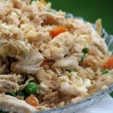 cuisiner des restes de poulet recettes de riz frit recettes allrecipes québec