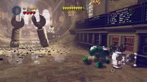 ccc lego marvel super heroes guide walkthrough level 1 sand