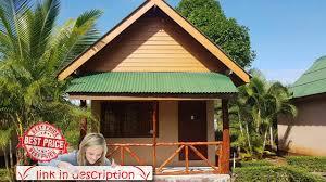 krabi amazon bungalow ao nam mao thailand youtube