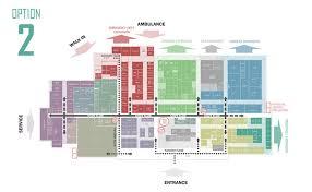 United Center Floor Plan Hca U0027s Stonesprings Hospital Center Gresham Smith And Partners