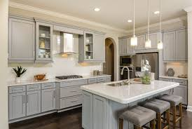 colored kitchen cabinets for sale sleek gray kitchen featuring echelon cabinets kitchen