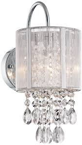 Crystal Wall Sconce by Best 25 Crystal Sconce Ideas Only On Pinterest Sconces Crystal
