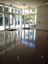 Polished Concrete  Micro Topping In Miami  Commercial Polished - Concrete flooring miami