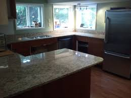interior detail image quartz countertops vs granite design ideas