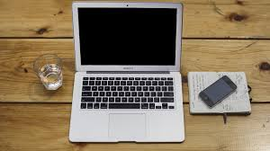 home office macbook air iphone glass table cool hd wallpapers x