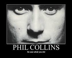 Phil Collins Meme - happy birthday phil collins shy united