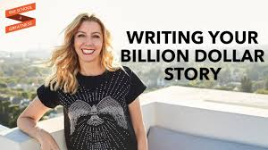 sara blakely on writing your billion dollar story with lewis howes
