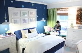 Blue Rooms by Remodelando La Casa Teen Room Reveal