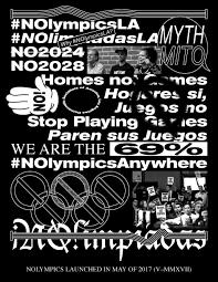 platform u2014 nolympics la