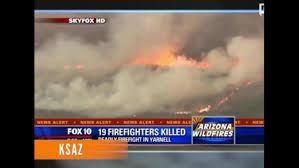 Arizona Firefighters Killed Video by Orlando News Videos Wftv