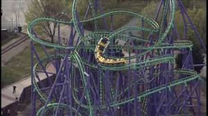 Six Flags Texas Accident 24 Riders Stuck On Six Flags Roller Coaster Cnn Video