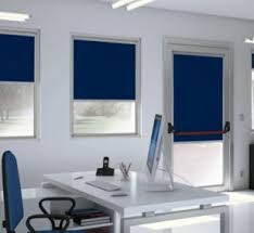 Installing Window Blinds Roller Blinds Aluminum Commercial Window Frame Mounted