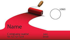 Business Cards Painting Vancouver Painting Business Cards Vancouver Solutionsignsawnings Com