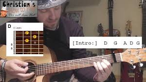 Bad Day Chords How To Play Daniel Powter Bad Day Tabs Akkorde Anschlag Akustik