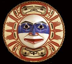 moon mask david boxley tsimshian masks carvings gallery