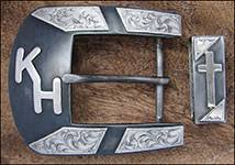 Handmade Belts And Buckles - belt buckles