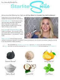 amazon com organic charcoal teeth whitening powder made in the