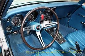 1968 corvette seats 1968 corvette 427 390hp convertible for sale at buyavette