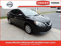 nissan sentra mpg 2016 used 2016 nissan sentra for sale cornelius nc 3n1ab7ap2gy211058