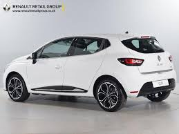 clio renault 2017 nearly new renault for sale clio tce 90 dynamique s white cardiff