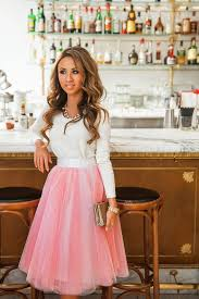 pink tulle tutu skirt women by ladywow on etsy clothes