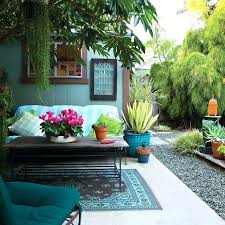 Backyard Ideas For Small Yards On A Budget Cool Small Yard Ideas Collection Great Small Concrete Backyard