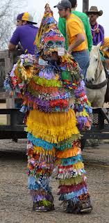 traditional mardi gras costumes courir de mardi gras bayou woman