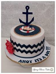 nautical baby shower cakes best 25 sailor baby showers ideas on nautical theme