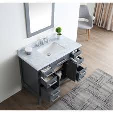 Legion Bathroom Vanity by Bathroom Mix And Match Color For Cabinet Mirror And Carpet In