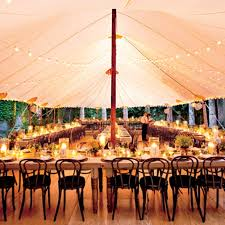 tent rental cost how to cut wedding reception rental costs brides