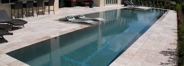 blue dream pools cutting edge inground pool designs u0026 stonework