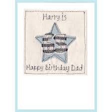 personalised age birthday card by milly and pip