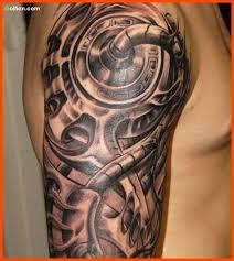 tattoo 3d mechanical innovative 3d mechanical arm tattoo golfian com