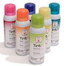 Krylon Transparent Spray Paint - craft supplies pallet boards mod podge chalky finish paint