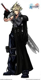 Cloud Strife Halloween Costume Cloud Strife Amano Design Pictures Cloud Strife