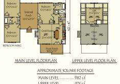 Dogtrot House Floor Plans Download Cabins House Plans Zijiapin