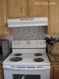 Cheap Backsplash Ideas For The Kitchen Kitchen Stove Backsplash Ideas Pictures U0026 Tips From Hgtv Hgtv